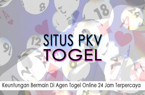 Agen Togel Online 24 Jam Terpercaya - Situs Pkv Dan Togel